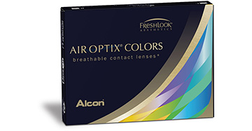 AIR OPTIX COLORS 2 KS - 1419100010