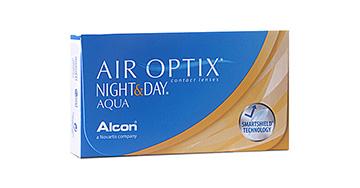 AIR OPTIX NIGHT DAY AQUA 3 KS - 1419100001