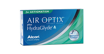AIR OPTIX PLUS FOR ASTIGMATISM 6 KS - 1419100007