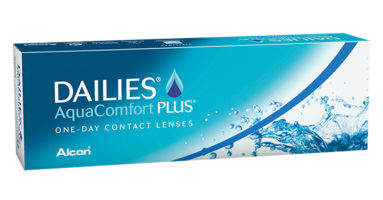 DAILIES AQUACOMFORT PLUS 30 KS - 1418100005