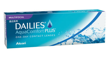 DAILIES AQUACOMFORT PLUS MULTIFOCAL 30 KS - 1418100009